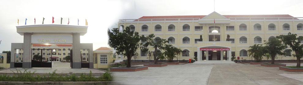Trường tiểu học Tâm Tâm