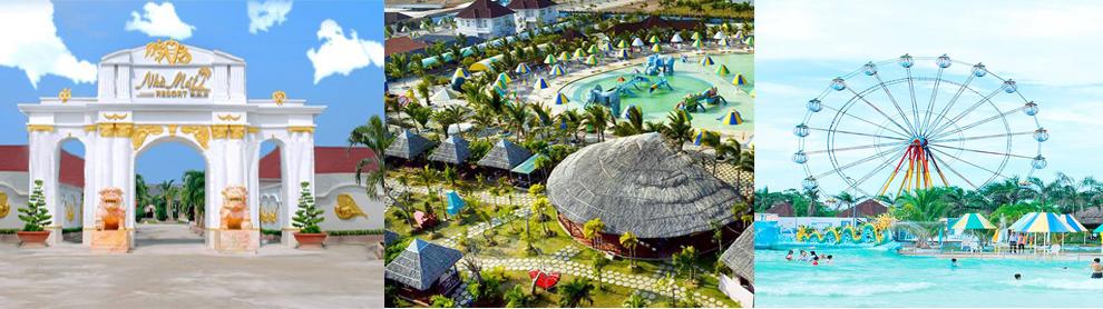 Khu du lịch hồ bơi nước mặn - Công ty cổ phần Ô tô Bảo Toàn